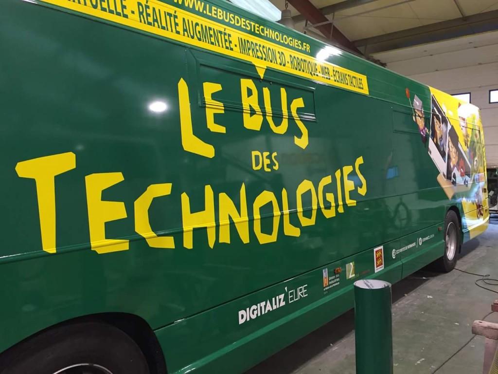 Projet du Bus des Technologies2