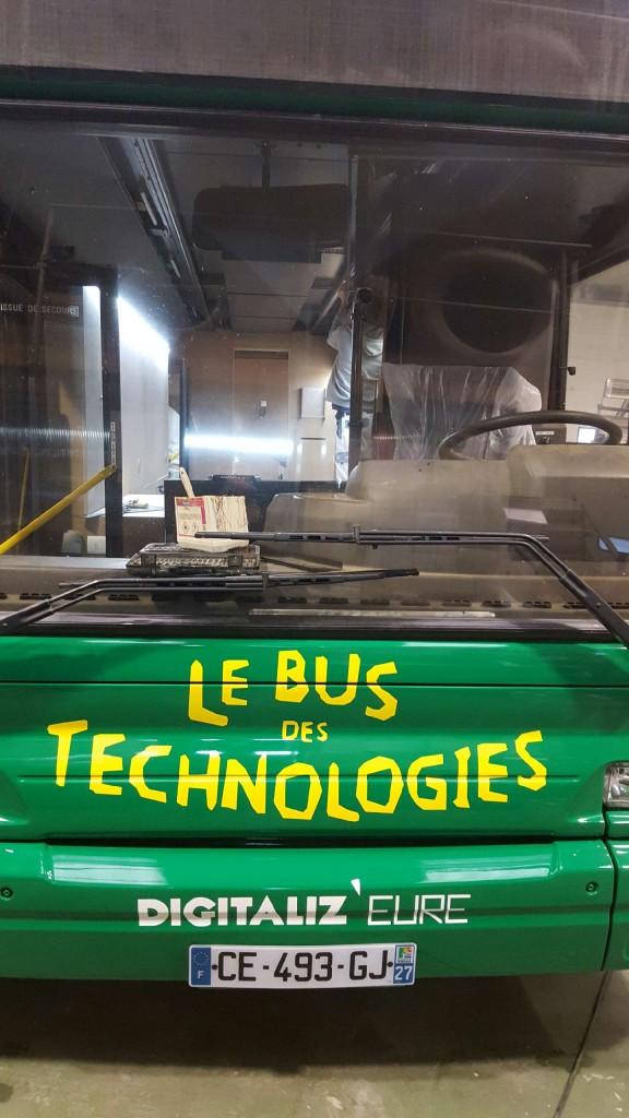Projet du Bus des Technologies3