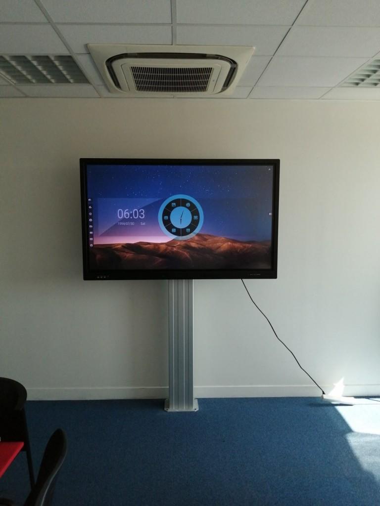 Écran Connect Screen